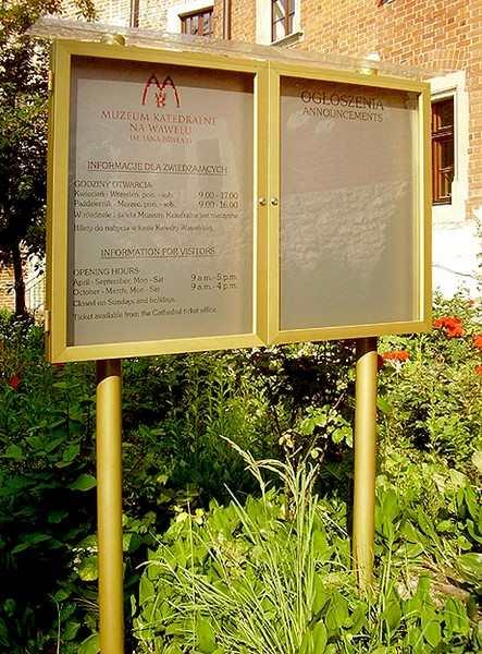 gablota muzeum
