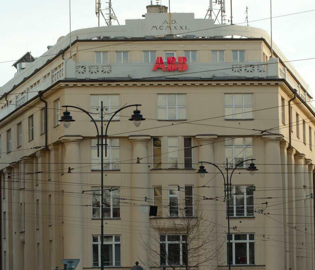 litery przestrzenne ABB