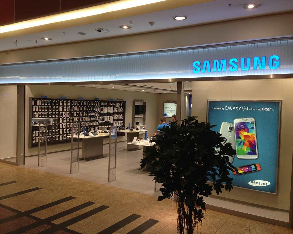 Kaseton Samsung