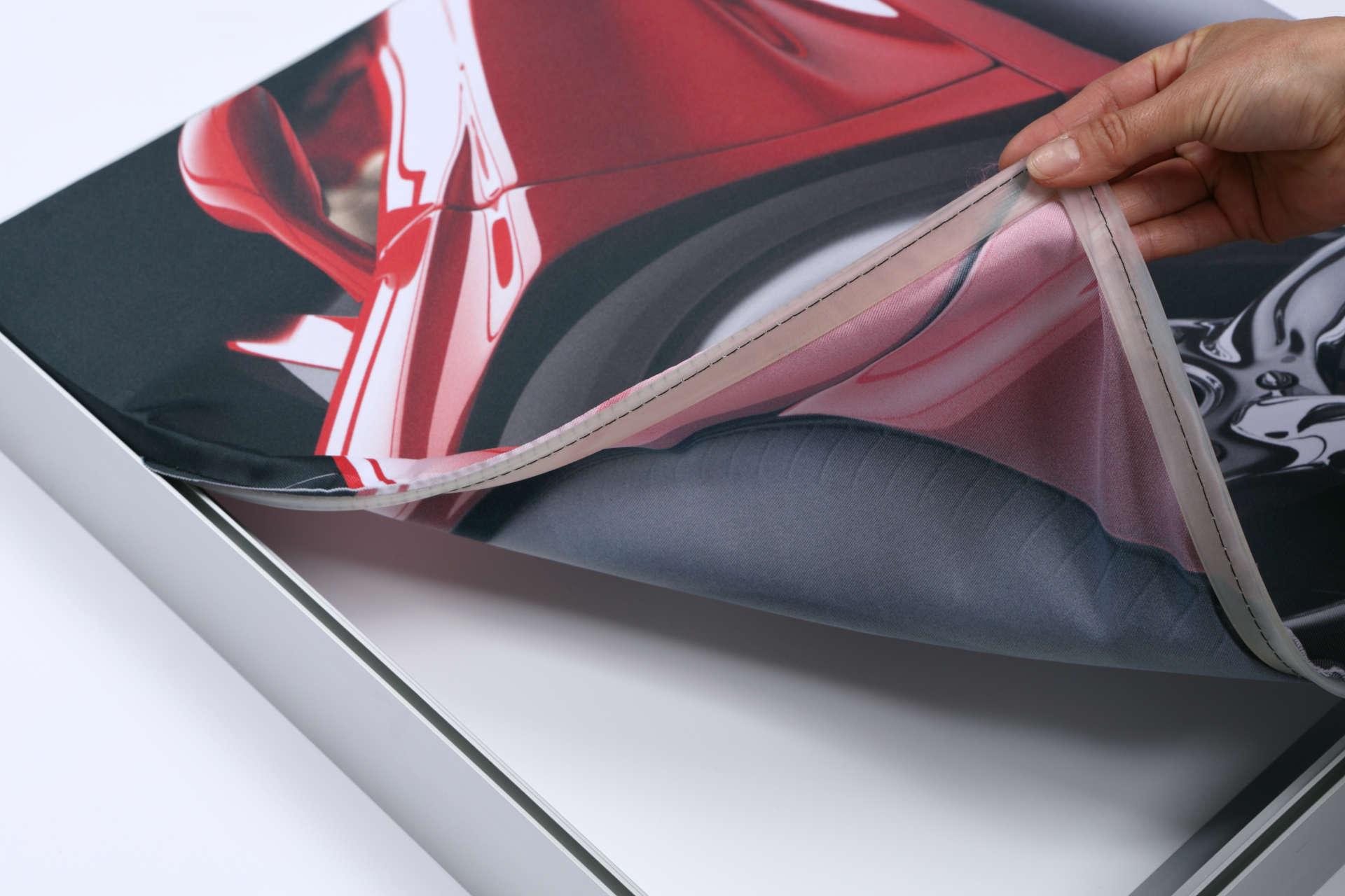 Montaż systemu tekstylnego